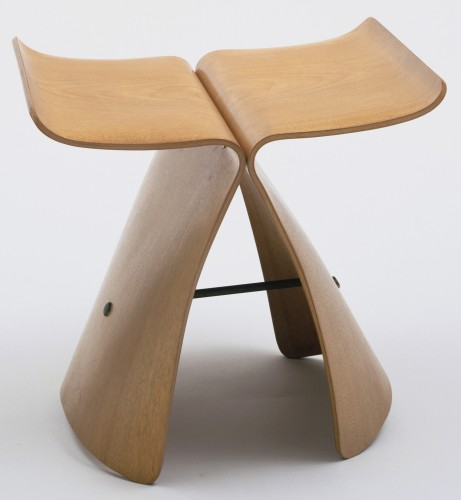 Designed by Sori Yanagi | Photo Courtesy of MoMA