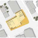 SITE PLAN Site Plan - Courtesy of Brooks + Scarpa Architects