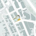 URBAN PLAN Urban Plan - Courtesy of Brooks + Scarpa Architects
