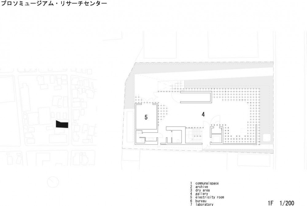 GC Prostho Museum Research Center / Kengo Kuma &amp; Associates