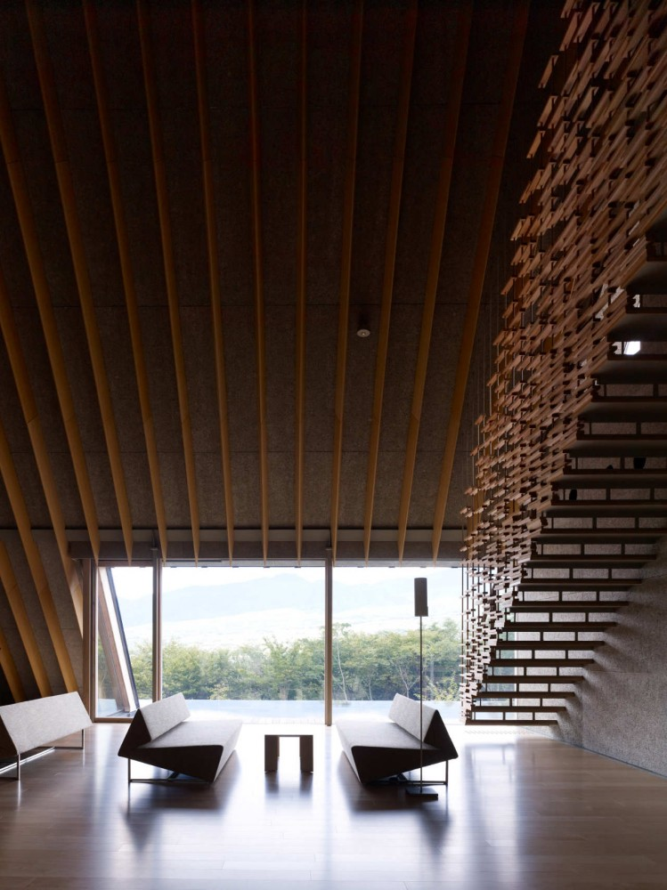 Momofuku Ando Center / Kengo Kuma &amp; Associates