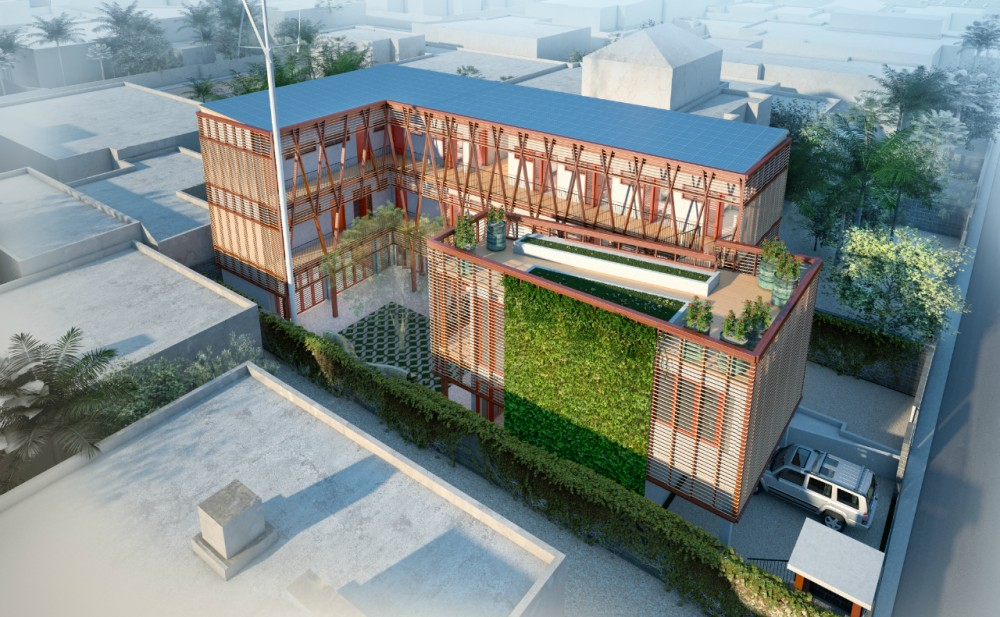 USGBC partners with HOK to design Haiti Orphanage and Children's Center