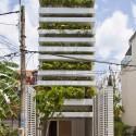 Stacking Green / Vo Trong Nghia © Hiroyuki Oki  © Hiroyuki Oki