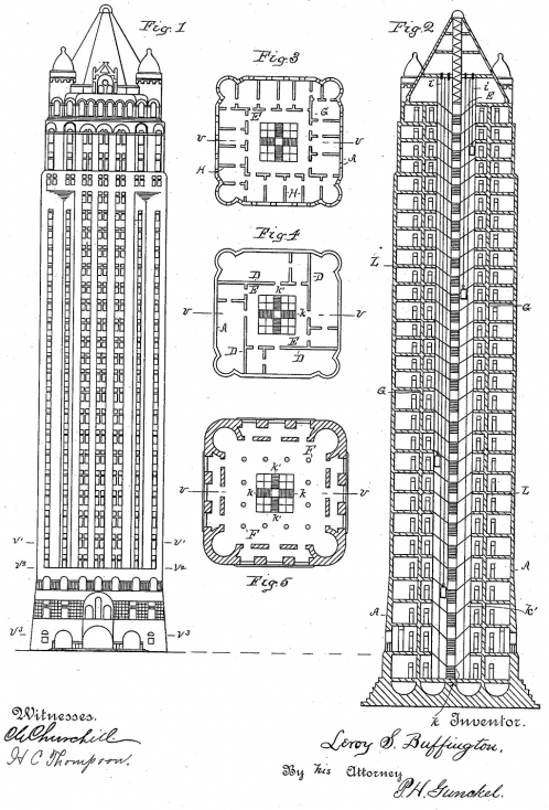 Architectural Patents: On what Grounds?
