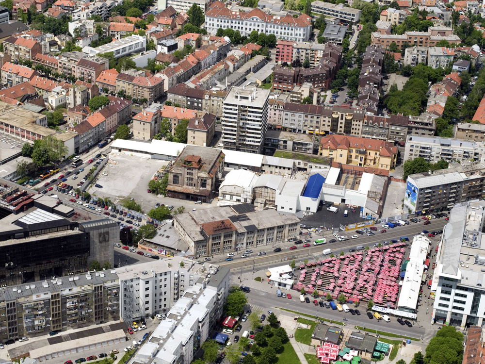 Zagreb Badel Site Redevelopment Competition