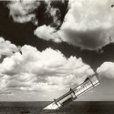  Stanley Tigerman, American, born 1930, The Titanic, 1978, Photomontage on paper, Approx. 28 x 35.7 cm, Gift of Stanley Tigerman, 1984.802, The Art Institute of Chicago. Photography  The Art Institute of Chicago