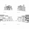 right and left elevations right and left elevations