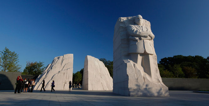 Martin Luther King Jr. Memorial Controversy
