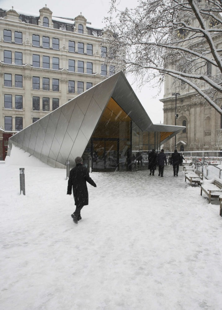 City of London Information Centre / Make Architects