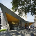 City of London Information Centre / Make Architects Courtesy of Make Architects