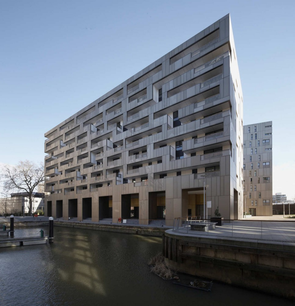 Grosvenor Waterside / Make Architects
