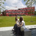 The University of Nottingham - Jubilee Campus extension / Make Architects Courtesy of Make Architects