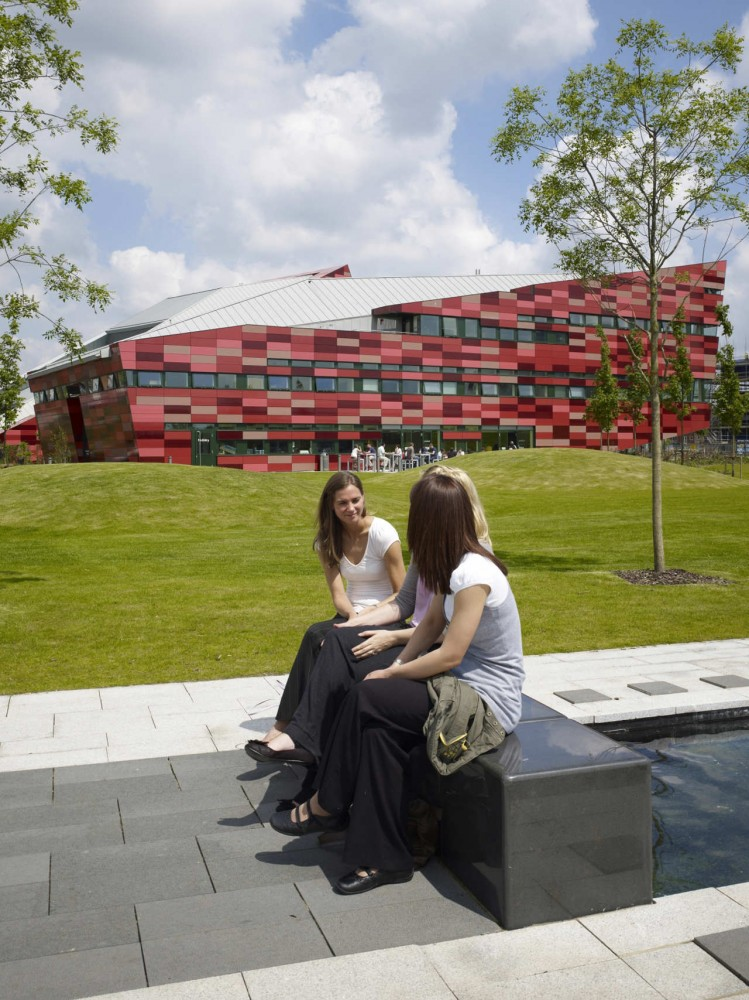 The University of Nottingham – Jubilee Campus Extension / Make Architects