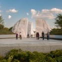 Martin Luther King Jr. Memorial / ROMA Design Group Courtesy of ROMA Design Group