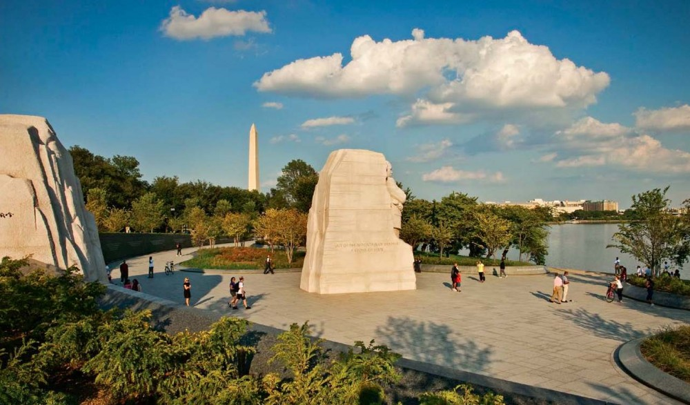Martin Luther King Jr. Memorial / ROMA Design Group