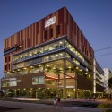 Arizona State University Walter Cronkite School of Journalism Mass Communications / Ehrlich Architects © Bill Timmerman