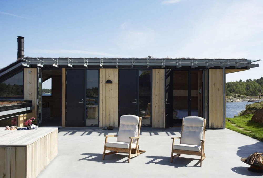 Summer House Skatoy / Filter Arkitekter As