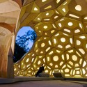 ICD:ITKE Research Pavilion / Oliver David Krieg, Boyan Mihaylov  ICD / ITKE University of Stuttgart