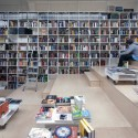 Bookshop And Coffee Bar / Plural, Totalstudio Courtesy of Plural , Totalstudio