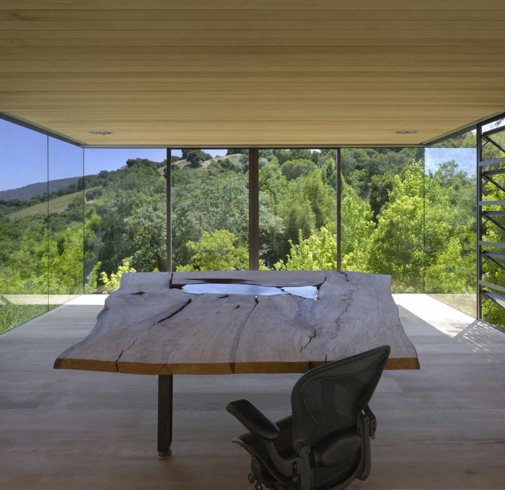 Tea Houses / Swatt | Miers Architects