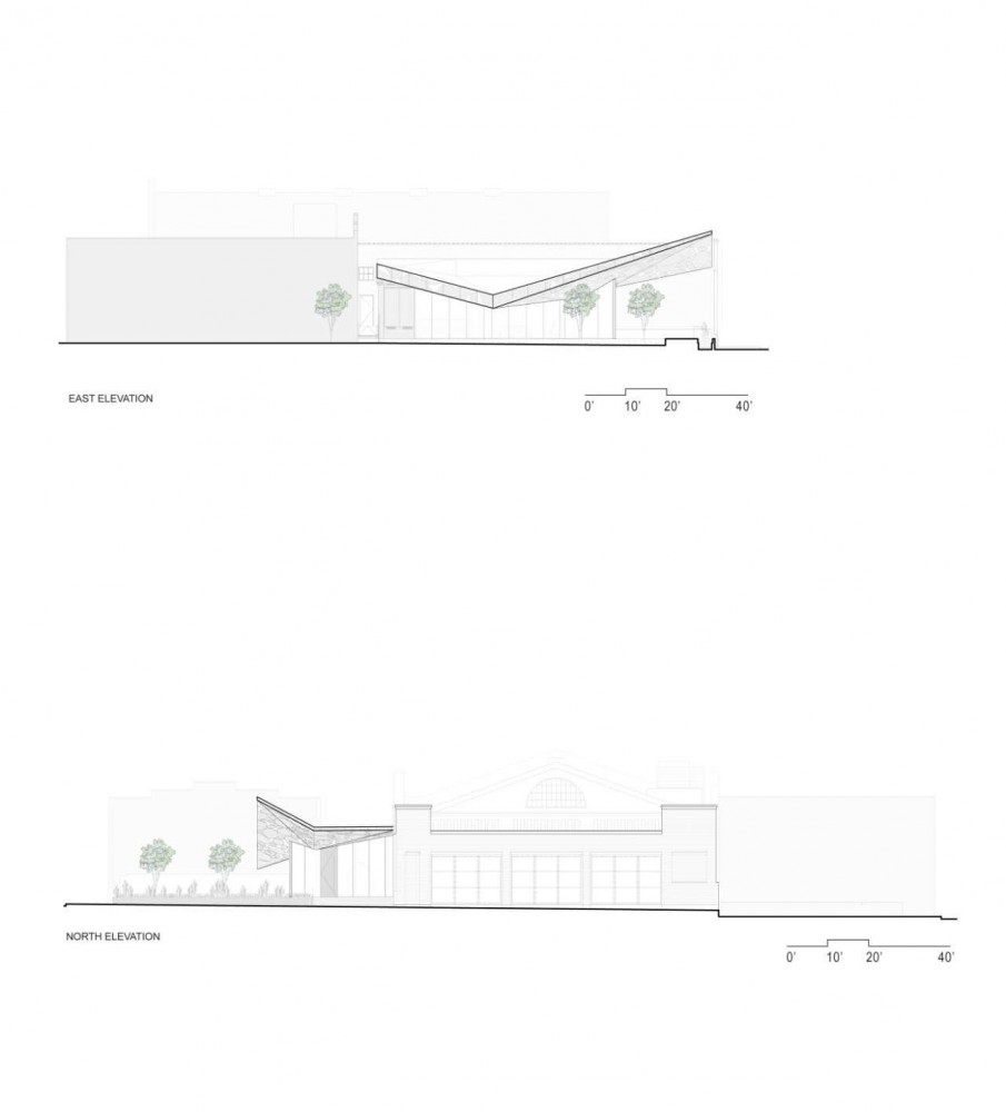 Contemporary Art Museum / Brooks + Scarpa, Clearscapes