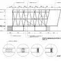 Post Beam Elevation Post Beam Elevation