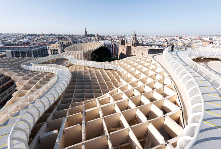 Metropol Parasol / J. Mayer H + Arup