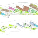 UTEC University Campus (5) first and second floor plans