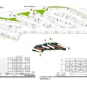 UTEC University Campus (7) parking floor plan and sections