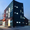 The 243 Building / Hyun and Jeon Architectural Office (8) © Kim Dong-Kwan