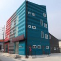 The 243 Building / Hyun and Jeon Architectural Office (7) © Kim Dong-Kwan