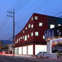 The 243 Building / Hyun and Jeon Architectural Office (1)  Kim Dong-Kwan