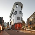 Roslyn Street Bar-Restaurante / Durbach Block Architects  (17) © Peter Bennetts