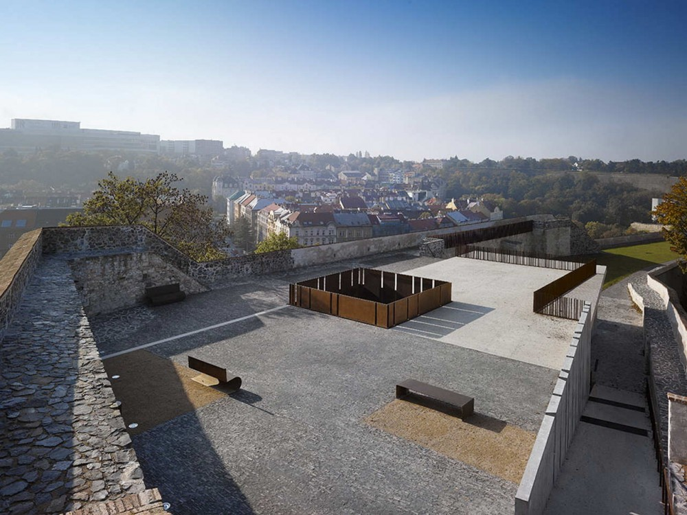 Revitalization Of The Crucifix Bastion / MCA atelier