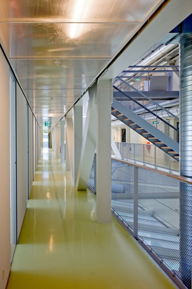 Linnaeusborg, Centre for Life Sciences / Rudy Uytenhaak Architectenbureau