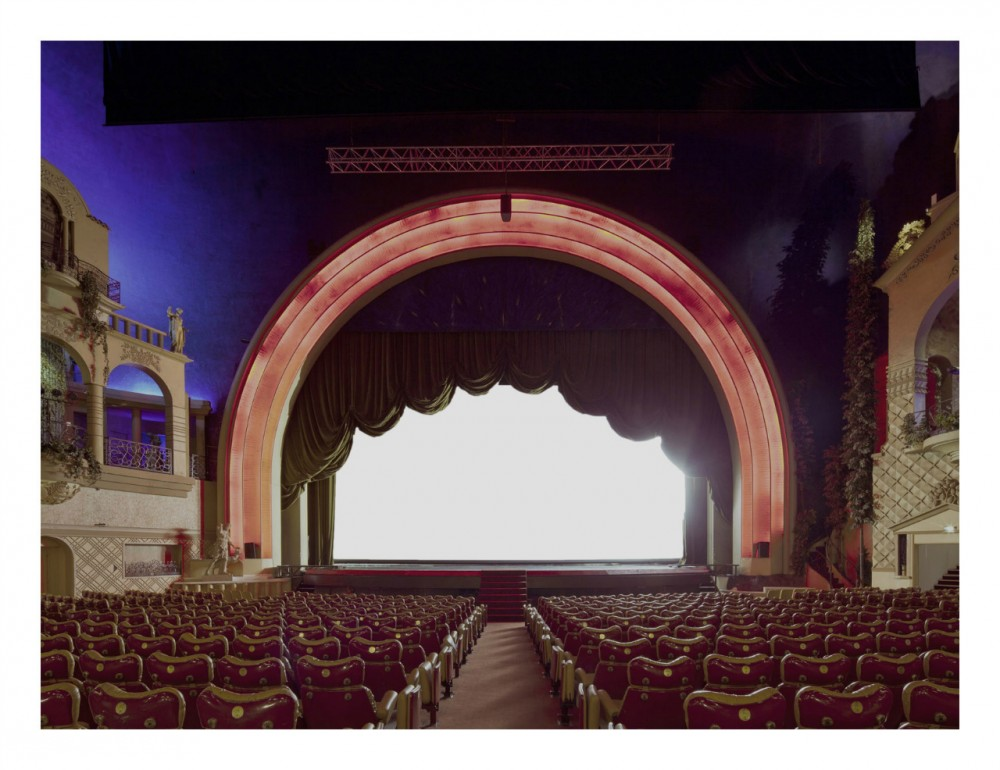 Parisian Theaters by Franck Bohbot