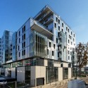 Social Housing In Paris / Dietmar Feichtinger Architectes  (29) Dietmar Feichtinger Architectes