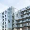 Social Housing In Paris / Dietmar Feichtinger Architectes  (22) © Dietmar Feichtinger Architectes