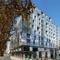 Social Housing In Paris / Dietmar Feichtinger Architectes  (19) Dietmar Feichtinger Architectes
