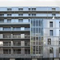 Social Housing In Paris / Dietmar Feichtinger Architectes  (18) © Dietmar Feichtinger Architectes