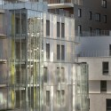 Social Housing In Paris / Dietmar Feichtinger Architectes  (17) © Dietmar Feichtinger Architectes