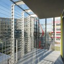 Social Housing In Paris / Dietmar Feichtinger Architectes  (12) Dietmar Feichtinger Architectes