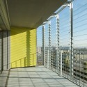 Social Housing In Paris / Dietmar Feichtinger Architectes  (10) Dietmar Feichtinger Architectes