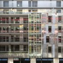 Social Housing In Paris / Dietmar Feichtinger Architectes  (9) © Dietmar Feichtinger Architectes
