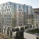 Social Housing In Paris / Dietmar Feichtinger Architectes  (7) Dietmar Feichtinger Architectes