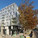 Social Housing In Paris / Dietmar Feichtinger Architectes  (6) © Dietmar Feichtinger Architectes
