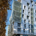 Social Housing In Paris / Dietmar Feichtinger Architectes  (4) Dietmar Feichtinger Architectes