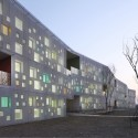 Kindergarten of Jiading New Town / Atelier Deshaus (11)  Shu He