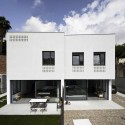 Two Semi-detached Houses In Barcelona / CAVAA Arquitectes  (1) © Filippo Poli