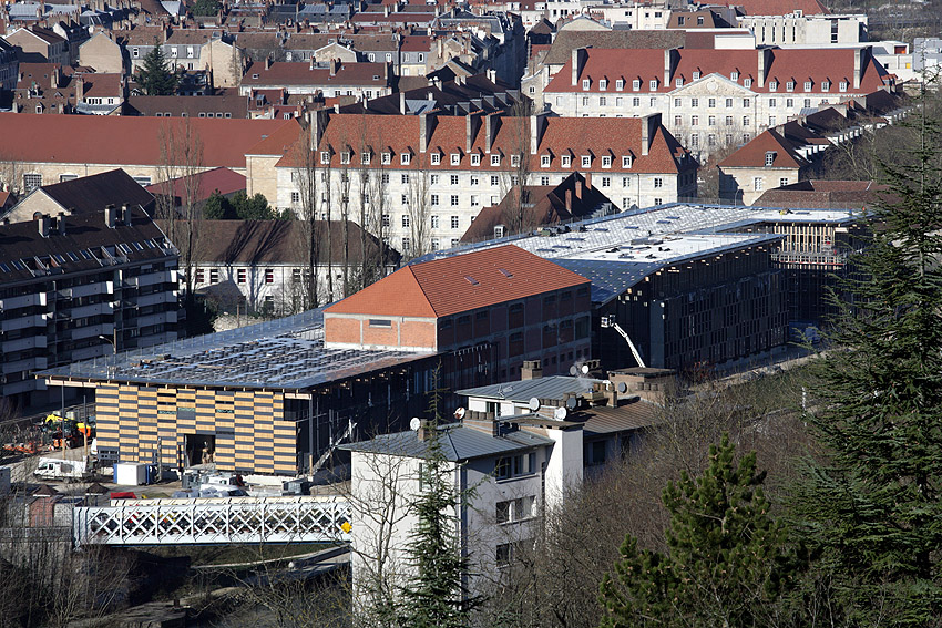 In Progress: Cite des Arts et de la Culture / Kengo Kuma &#038; Associates